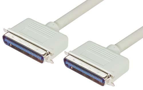 Cable scsi-1-molded-cable-cn50-male-male-30m