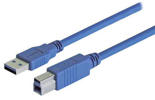 USB 3.0 Cable Type A - B, 2.0m