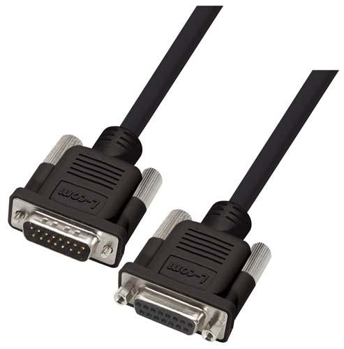 CS2NB15MF-25 L-Com D-Subminiature Cable