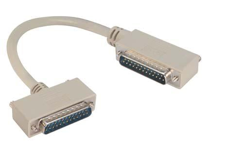 CSMNRA25-1MM-15 L-Com D-Subminiature Cable