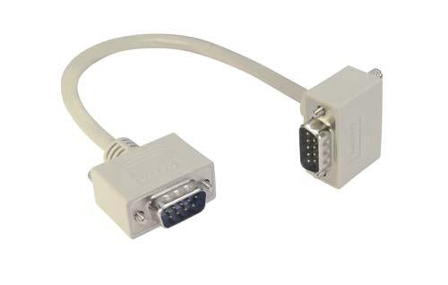 CSMNRA9-4MM-2.5 L-Com D-Subminiature Cable