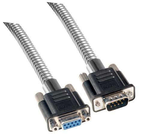 CSMT9MF-2.5 L-Com D-Subminiature Cable