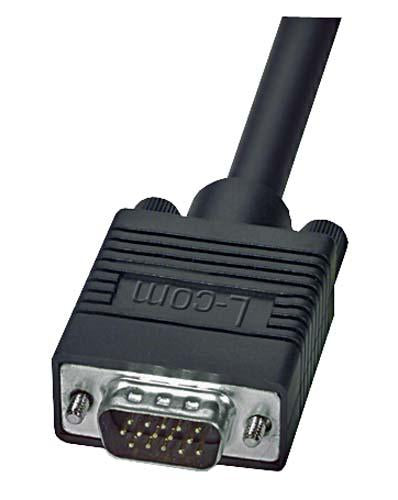 CTL3VGAMM-200B L-Com Audio Video Cable