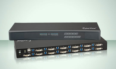 CV-1201D - KVM Switch