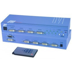 SE-DVI-8-LC - Switch