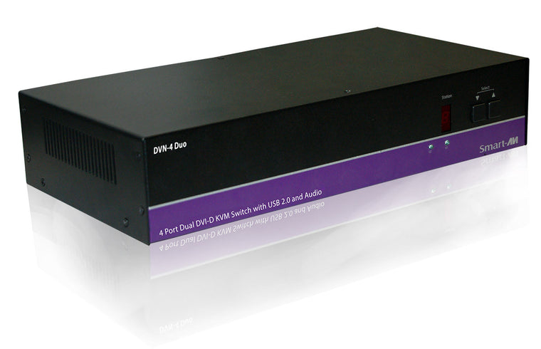 DVN-4DUOS - KVM Switch