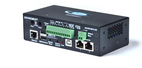 E-2D  Small Enterprise Environment Monitoring System