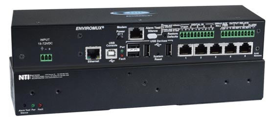 E-5D-48V - Medium Enterprise Environment Monitoring System