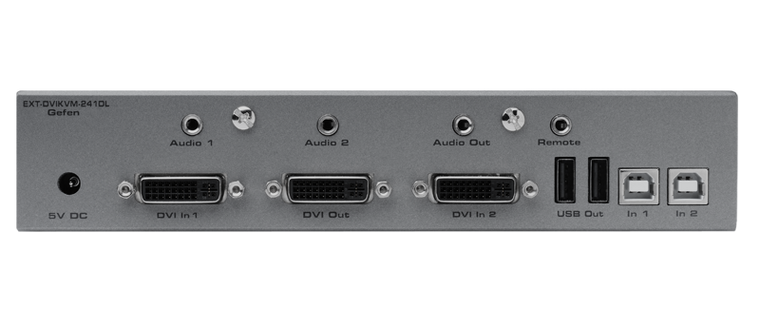 EXT-DVIKVM-241DL - Switch