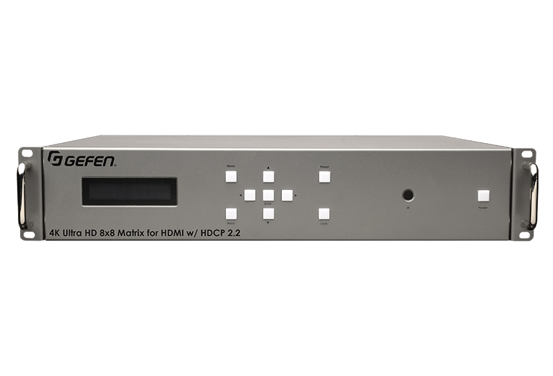 EXT-UHD-88 - Matrix Switch