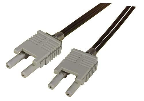 Cable duplex-latching-hfbr-plastic-fiber-optic-cable-150m