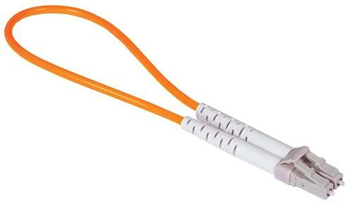 Cable fiber-loopback-with-lc-connectors-50-125