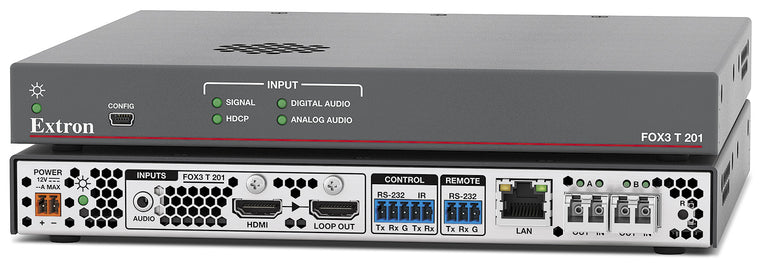 FOX3 T 201 MM  Lossless 4K/60 Transmitter - Multimode