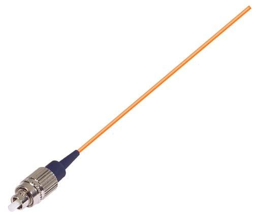 Cable 10-gig-om3-50-125-900um-fiber-pigtail-fc-orange-10m