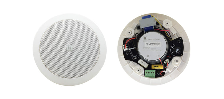 Galil 4-CO 4–Inch, 2–Way Open–Back Ceiling Speakers