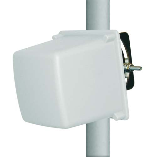 HG2412P  2.4 GHz 12 dBi Mast Mount Mini Panel Antenna - N-Female Connector