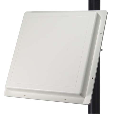 HG2414P  2.4 GHz 14 dBi Flat Panel Antenna - Integral N-Female Connector