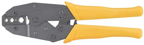 "HT-CRIMP03  Coaxial Crimp Tool for Sizes .100""-.429"""