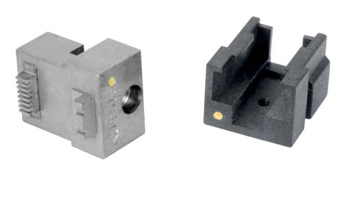 8 Position Die Set without Secondary Strain Relief, use with all RJ45 Plugs HTS7100-08A
