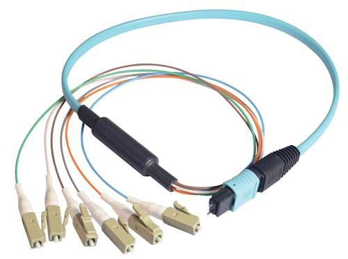 MPM6OM2-LC-05 L-Com Fibre Optic Cable