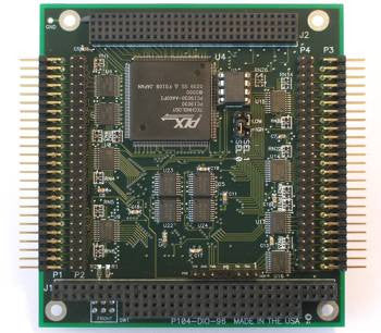 104I-DIO-96-E - Digital I/O Card