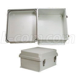 14x12x7-inch-weatherproof-nema-enclosure-only L-Com Enclosure