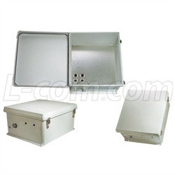 18x16x8-inch-weatherproof-enclosure-with-poe-interface L-Com Enclosure