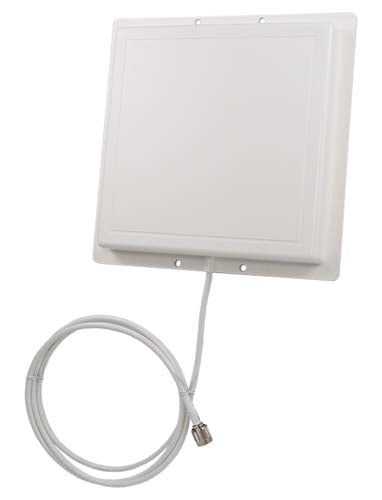 1.2 GHz 8 dBi Flat Patch Antenna - SMA Male Connector
