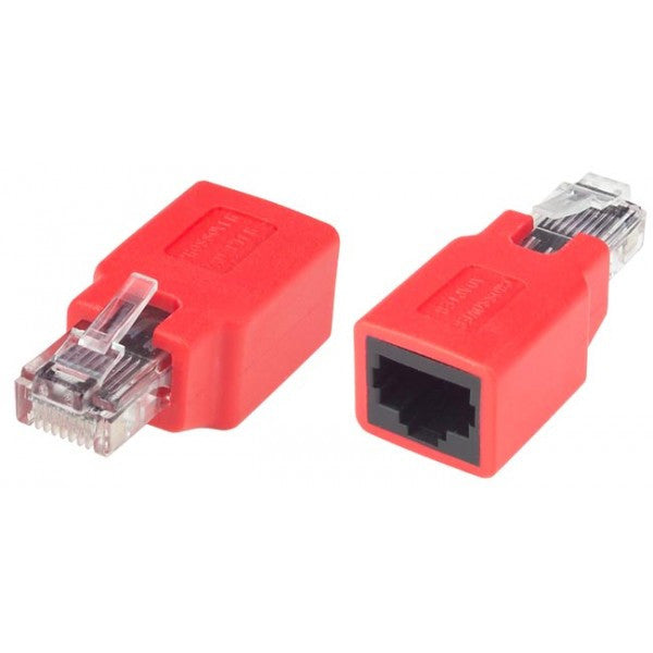Adapter CAT5-CO-MF-BLUE
