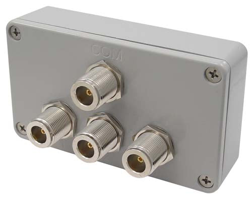 3-Way 2.4 GHz Signal Splitter N-Female Connector SC2403N