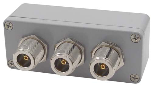 2-Way 3.5 GHz Signal Splitter N-Female Connectors SC3502N