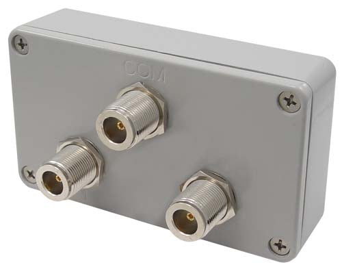 2-Way 900 MHz Signal Splitter N-Female Connector SC902N