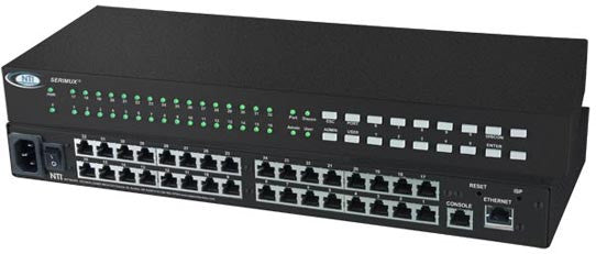 SERIMUX-CS-4DP - Console Switch