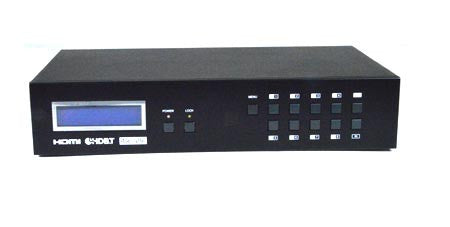 SM-8X8-C64KR-POE-HDBT - Matrix Switch