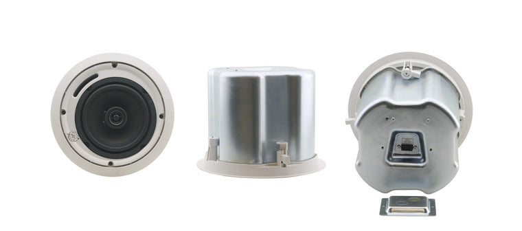 Galil 6-C 6.5–Inch, 2–Way Closed–Back Ceiling Speakers