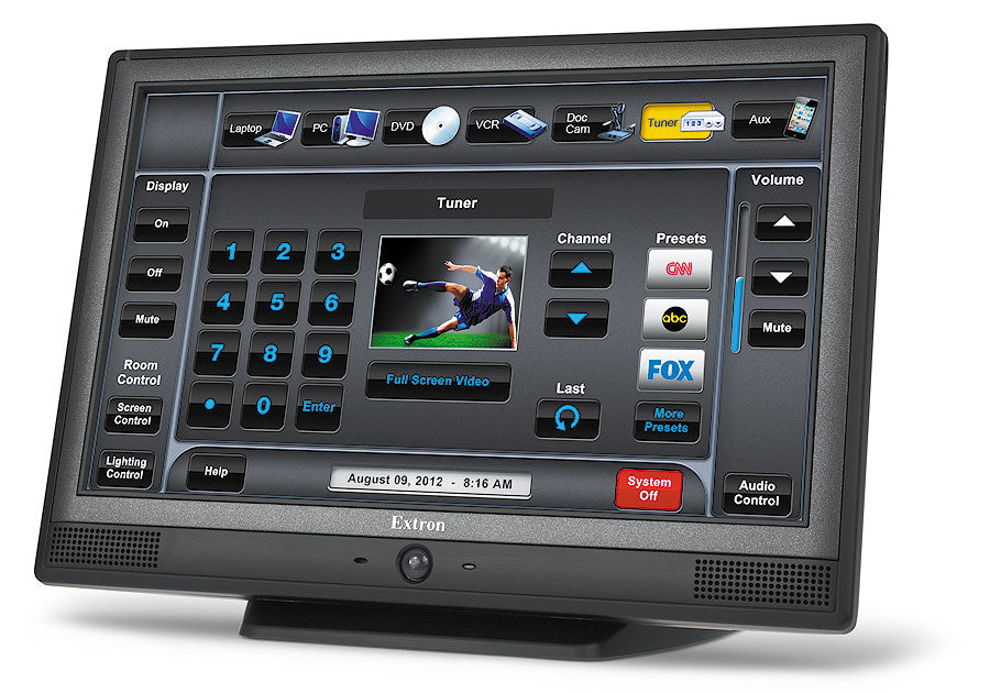 60-1104-02 - Touchpanel