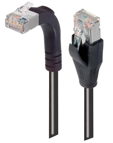 TRD695SRA2BLK-25 L-Com Ethernet Cable