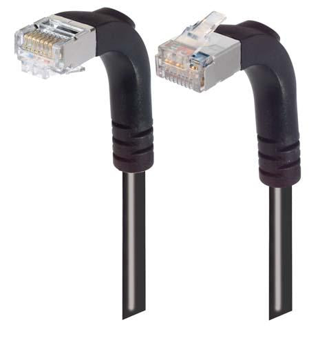 TRD695SRA4BLK-7 L-Com Ethernet Cable