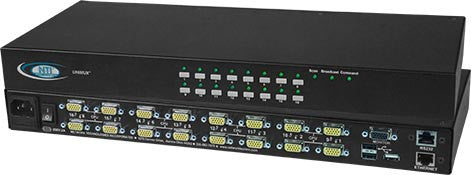 UNIMUX-USB-4HD - KVM Switch