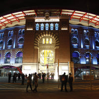 Las Arenas Shopping-Center Barcelona