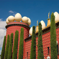 Teatre-Museum Dalí in Figueres