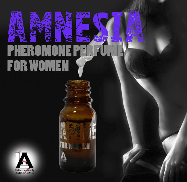 AMNESIA Pheromone Perfume - for women