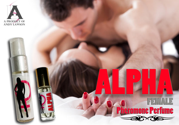 Alpha Female Pheromone Perfume