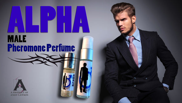 Alpha Male Pheromone Perfume *BEST SELLER*