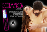 CoPassion Pheromone Perfume For Her - The Ultimate Sexual Attractant for Women