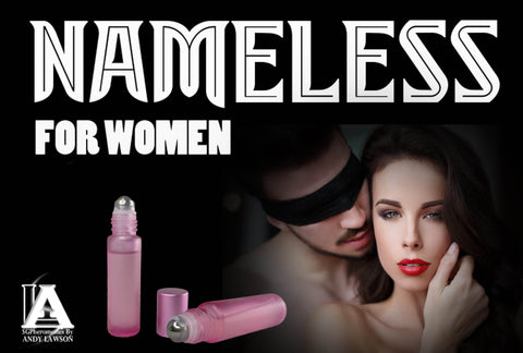 NAMELESS PHEROMONE PERFUME for women