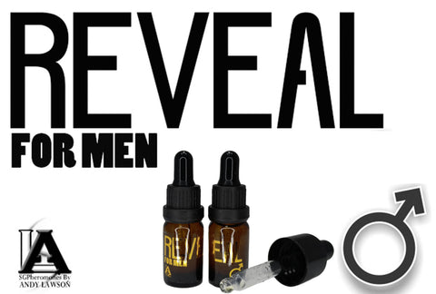 REVEAL PHEROMONE PERFUME for men