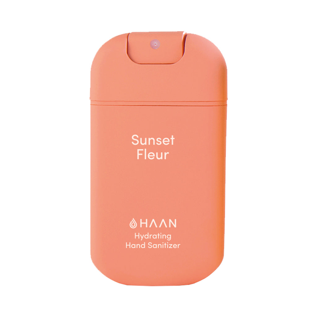 Haan hand sanitizer - Sunset Fleur - 30ml spray bottle