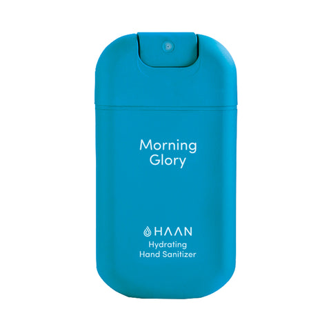 Haan hand sanitizer - Morning Glory - 30ml spray bottle.