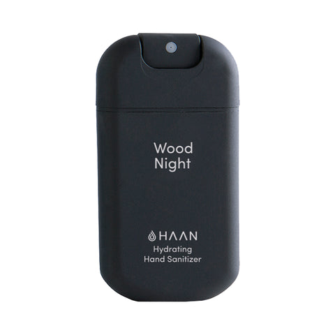 Haan hand sanitizer - Wood Night - 30ml spray bottle